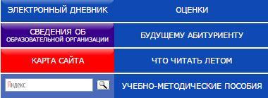 """Вкладка """"Электронный дневник"""""""